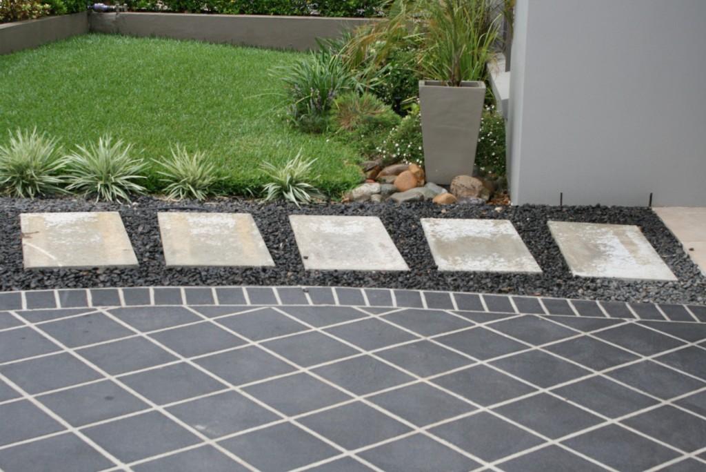 Precast Concrete Pavers : Coloured precast pavers parklea sand and soil