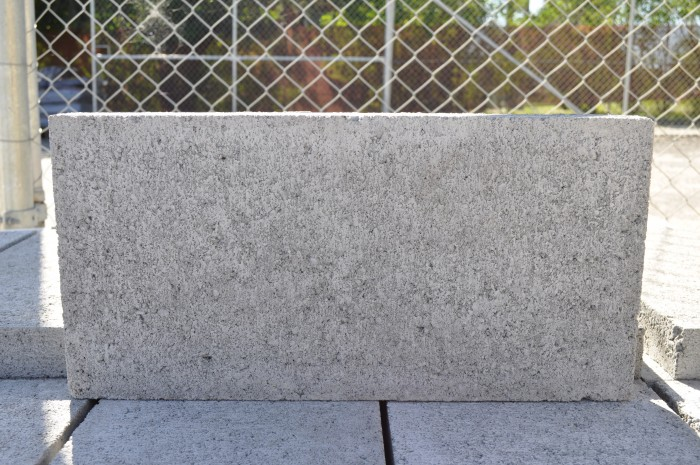 Besser Block Caps Grey 200mm Series Parklea Sand And Soil