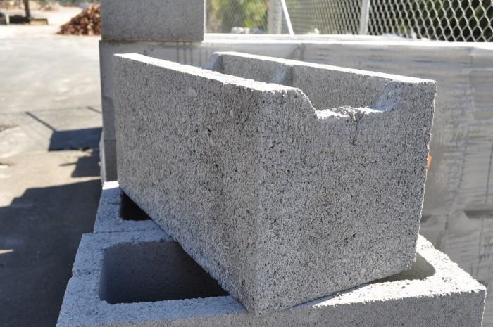 Besser Blocks Grey 200mm Series Parklea Sand And Soil