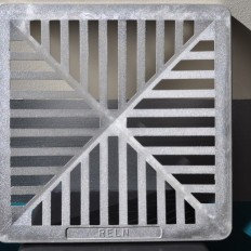 Aluminium Lids for Uni Pits