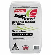 AgriBoost Granules