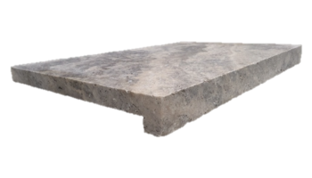 silver-tumbled-travertine-drop-edge